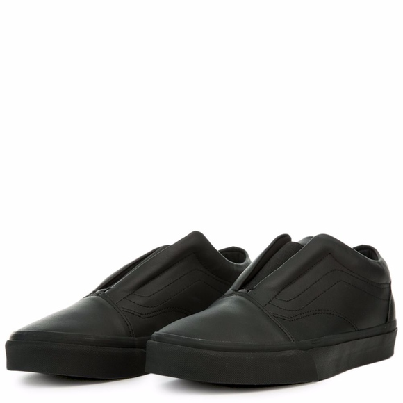 vans old skool laceless DX monomonochrome leather NWT